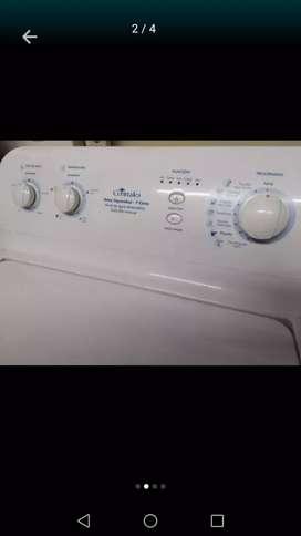 Lavadora Centrales de 24 lbs