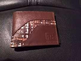 Promoción billeteras para mujer y caballero  - bolsos para dama