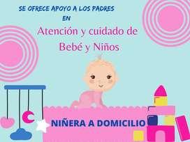 Niñera Bogotá