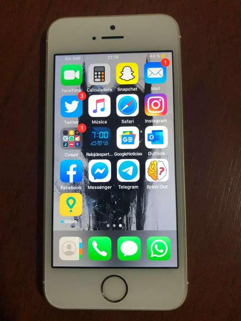Vendo Iphone SE 0
