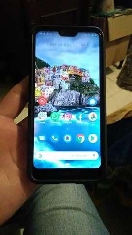 Nokia 7.1  en perfecto estado exterior e interior.