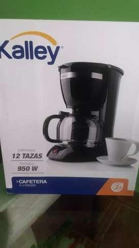 Cafetera k-cm500k 12 tazas capacidad 950w