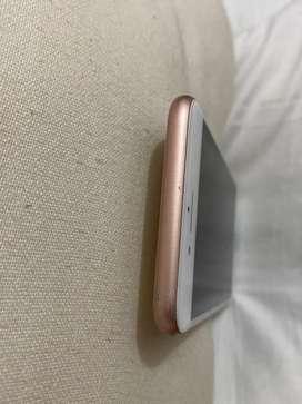 Se vende iphone 8 64gb rosa