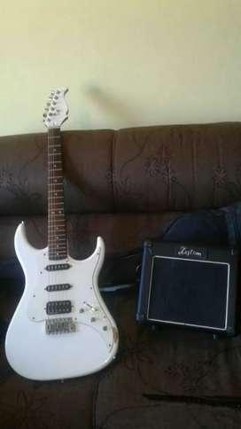 Vendo combo guitarra ampli 6000 pesos