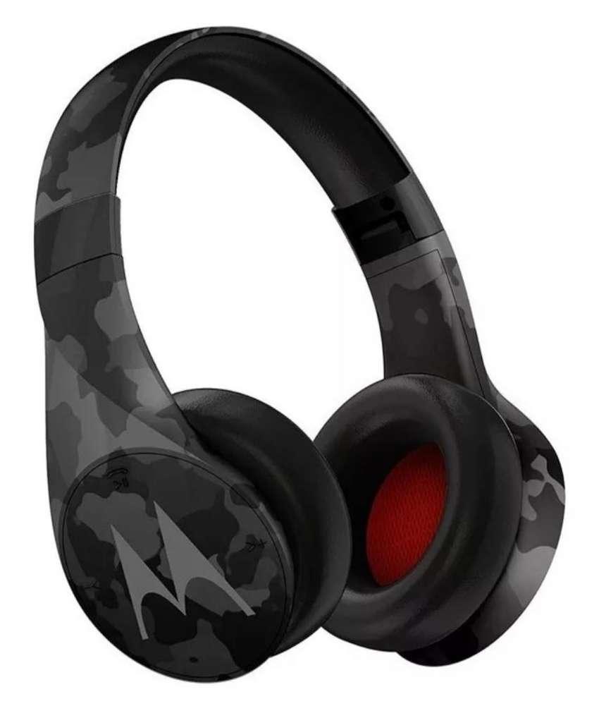 Auriculares Inalambricos Motorola Pulse 0