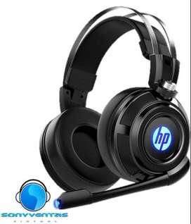 Audífonos Hewlett Packard Sonido 7.1 Usb. NUEVOS!!!