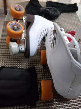 Patines profesionales ARTISTICO T35
