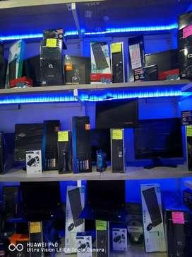 Oferta computadoras core I5 con sistema operativo windos 10 monitor lcd garantía