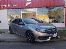Honda Civic 1.5 Ex-t 2017 Unico Dueño!! T