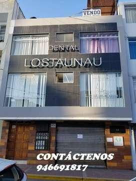 VENDO MODERNA PROPIEDAD COMERCIAL EN CENTRO DE TACNA.