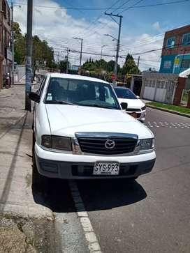 Vendo Camineta Mazda B2200