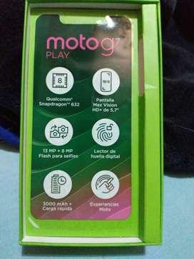 Tengo Motorola G7 play está 9 de 10 funciona perfectamente busco consola