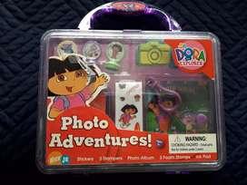 Maleta Estuche Photo Adventures Dora La Exploradora Dora The Explorer