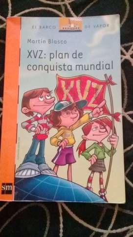 XVZ: Plan de Conquista Mundial