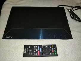 Reproductor bluray Sony wifi Bluetooth
