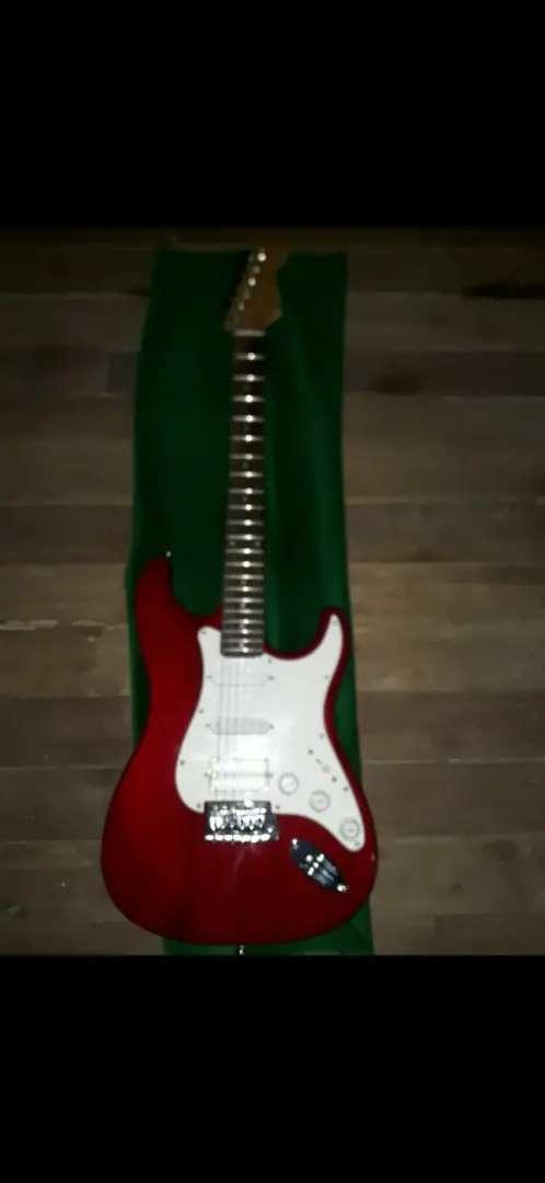 Guitarra electrica Vorson V155 0