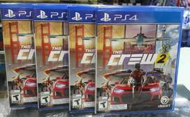 The Crew 2 Ps4 Nuevo Sellado Stock