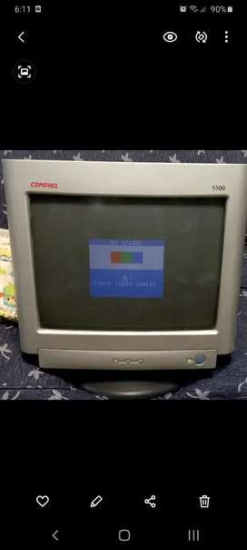 monitor compaq s500 funciona perfecto