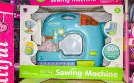 Maquina de Coser de Niñas