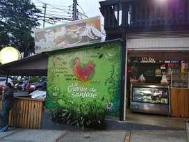 Venta local La Granja de San José