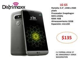 LG G5 32GB 4GB RAM SEMINUEVOS CON GARANTIA