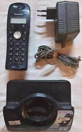 TELEFONO ILAMABRICO PANASONIC KX-TCD430 SPC. MUY BUEN ESTADO consultar 3,6 y 12 cuotas