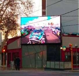 ATENCION INVERSORES PANTALLAS LED EN LA VIA PUBLICA