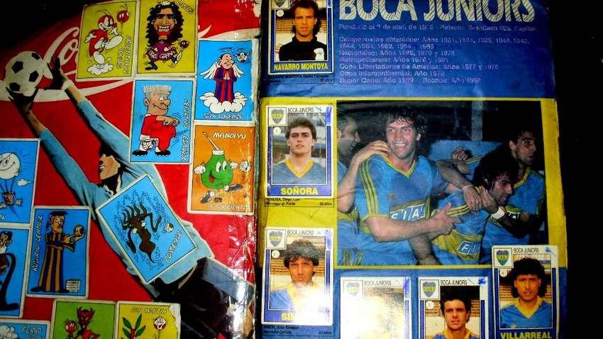1992 album figuritas futbol completo - liniers 0