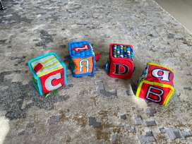 Vendo cubos difacticos