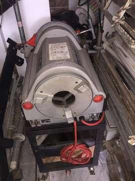 Máquina Roscadora modelo 1224 | RIDGID