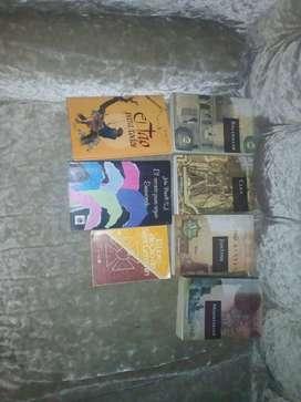 Venta de libros de literatura y diversas disciplinas