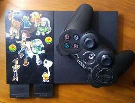 Playstation Ii Slim Chipeada