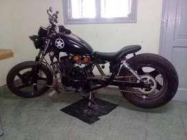 Vendo Motocicleta Chopera 200 cc