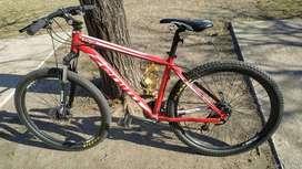 """Vendo Bicicleta Zenith Riva C 27.5"""""""