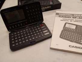 Agenda Calculadora Casio