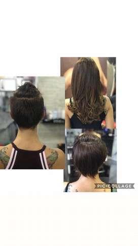 Extensiones de cabello Medellin