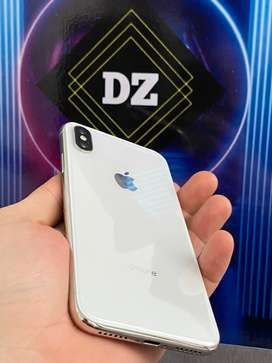 Iphone x blanco de 64 gb