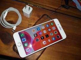 Iphone 8 plus gold rose 64gb bateria 99%