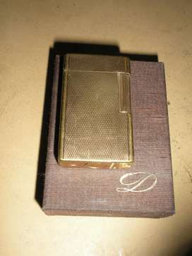 ENCENDEDOR de oro DUPONT grande