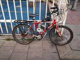 bicimoto ciclomotor 80 cc