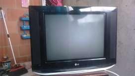 Televisor LG de 29 pulgadas barato más dvd