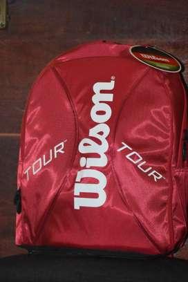 """Mochila para Raquetas de tenis -"""" WILSON TOUR TENIS"""""""