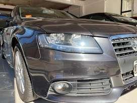 Audi Mt Sport Cuero año 2011  km98.000