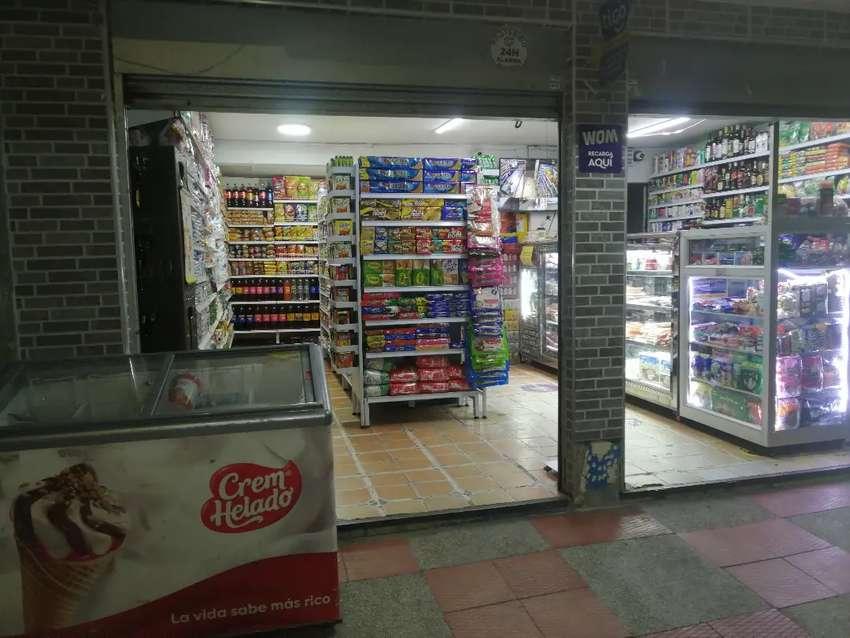 Minimercado y salsamentaria (vivienda opcional)