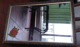 Espejo vintage antiguo