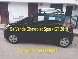 Se Vende CHEVROLET SPARK GT 2019