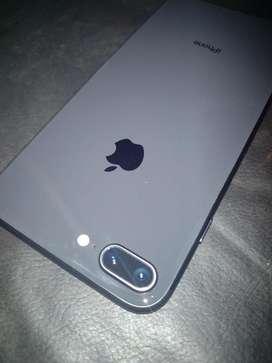 Vendo iphone 8 plus impecable