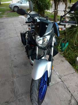 Yanaha Mt 03 cilindrada331cc. Impecable