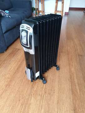 Calentador calefactor electrico aceite