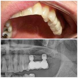 Auxiliar Odontologia por turnos